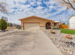 2 Car Attached Garage - 1639 6422 Rd Montrose, CO - Atha Team Real Estate Listing