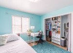 Bedroom with Closet Built-Ins - 1639 6422 Rd Montrose, CO - Atha Team Real Estate Listing