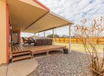 Covered back porch - 1639 6422 Rd Montrose, CO - Atha Team Real Estate Listing