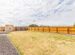 Large Privacy Fenced Yard - 1639 6422 Rd Montrose, CO - Atha Team Real Estate Listing