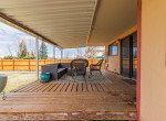 Covered Back Deck - 1639 6422 Rd Montrose, CO - Atha Team Real Estate Listing