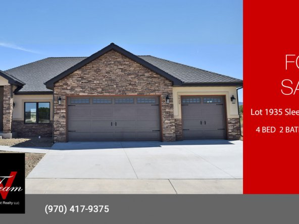 New Construction Home for Sale in the Bridges - Lot-1935-Sleeping-Bear-Rd - Atha Team Residential Real Estate