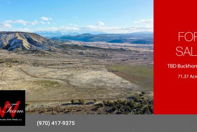 Prime Hunting Land - TBD Buckhorn Rd Montrose, CO 81403 - Atha Team Real Estate Agents