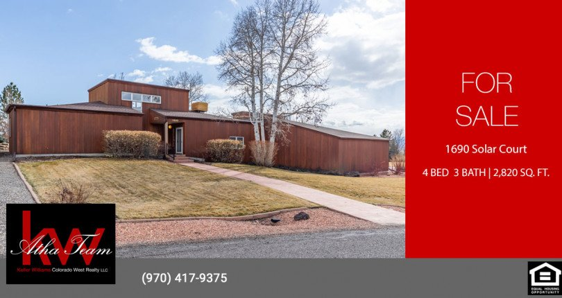 Star Ridge Home for Sale - 1690 Solar Ct Montrose, CO 81401 - Atha Team Residential Real Estate