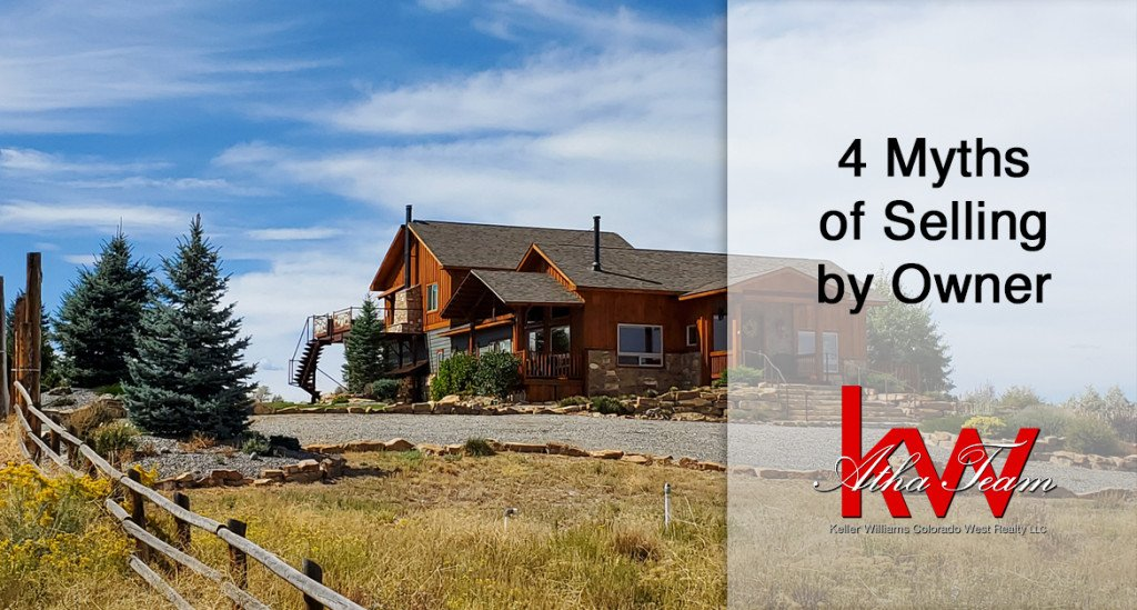 4 Myths of Selling by Owner FSBO - Atha Team Real Estate Blog