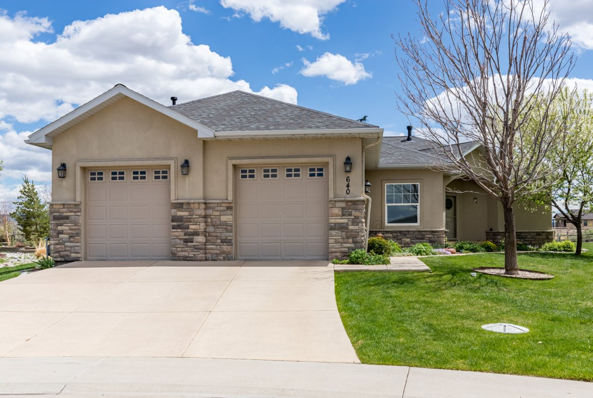 Cobble Creek Patio Home for Sale - 640 Badger Court Montrose, CO 81403 - Atha Team Real Estate Agents