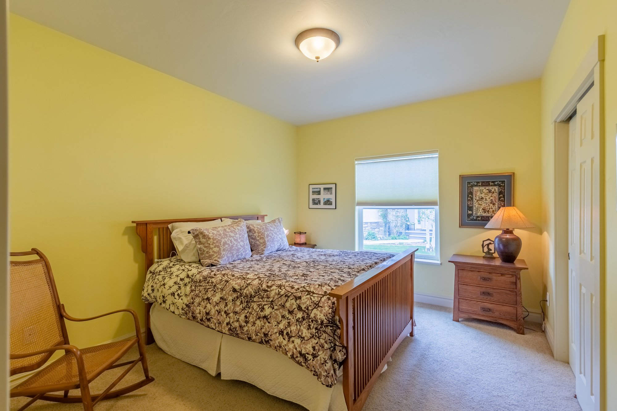 Bedroom with Window - 640 Badger Court Montrose, CO 81403 - Atha Team Real Estate Agents