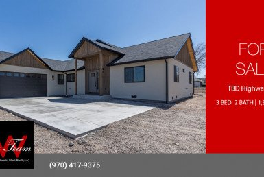 Newly Constructed Montrose Country Home - TBD Highway 550 - Atha Team Real Estate