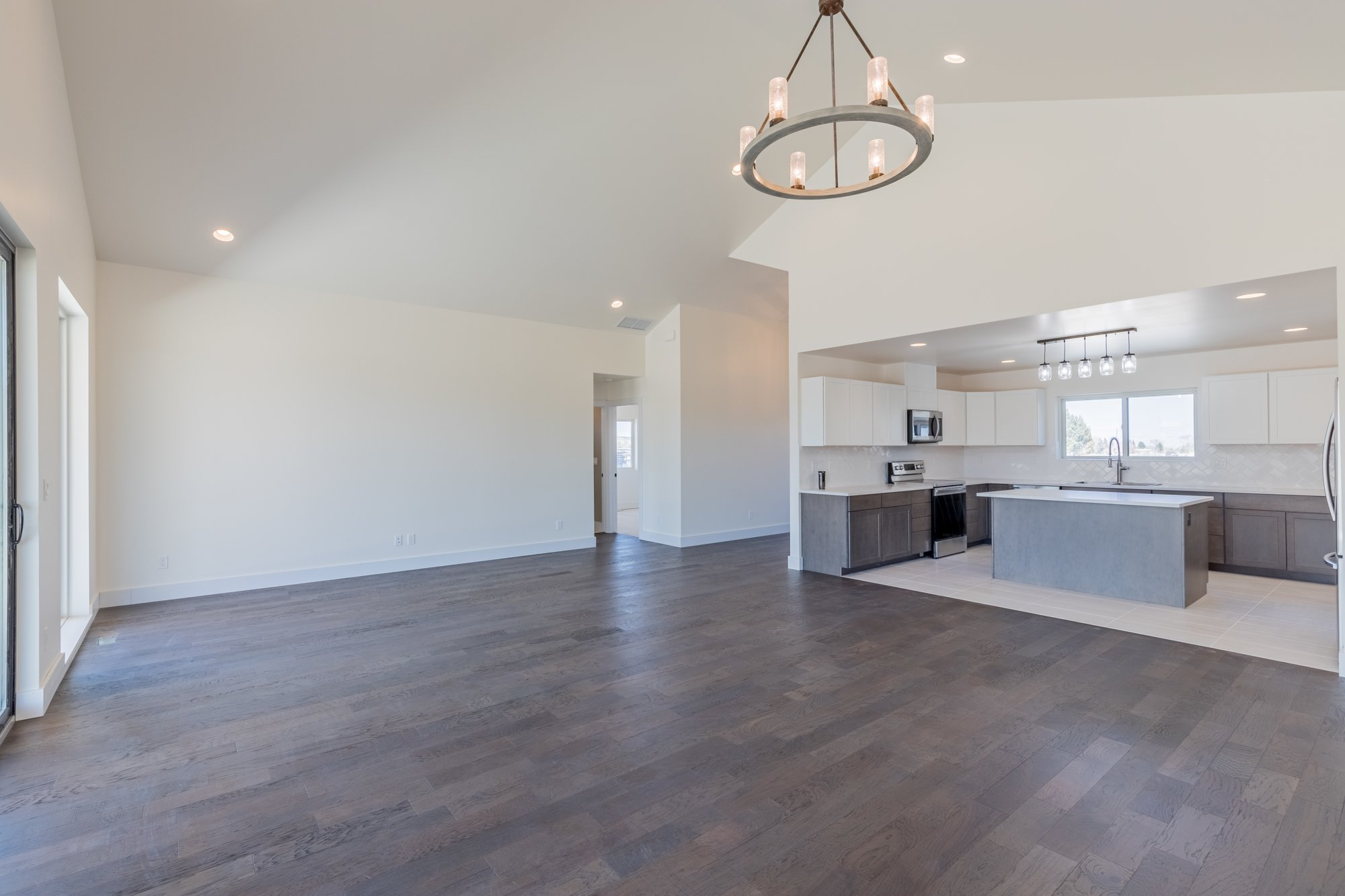 Engineered Oak Hardwood Floors - TBD Highway 550 Montrose, CO 81403 - Atha Team New Construction Real Estate