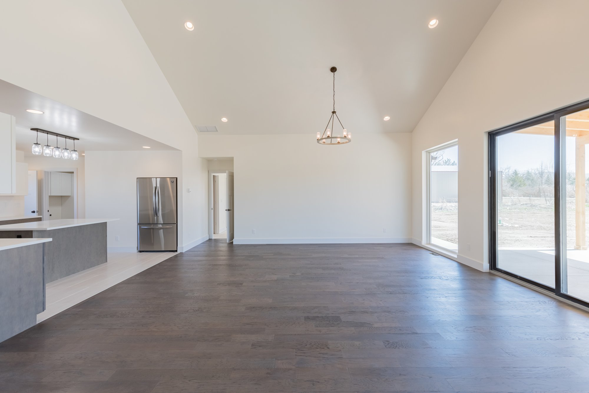 Open Concept Living Room - TBD Highway 550 Montrose, CO 81403 - Atha Team New Construction Real Estate