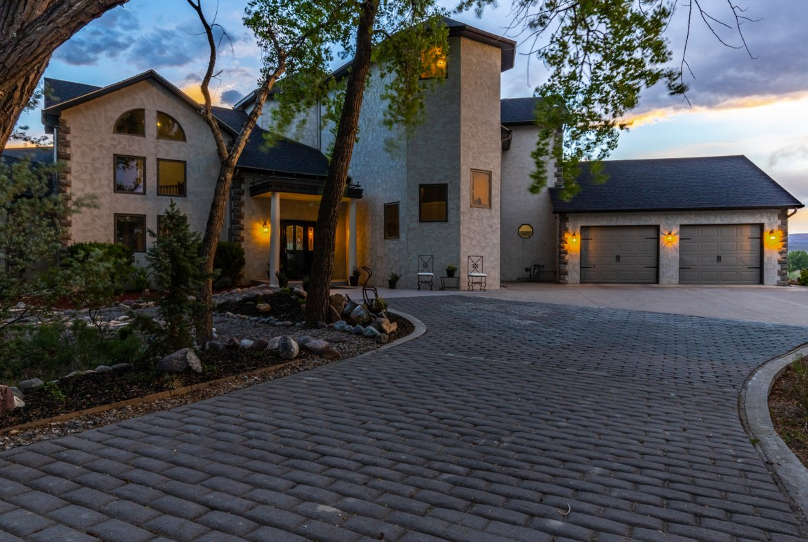 Home and Acreage for Sale - 16955 Wildwood Dr. Montrose, CO 81403 - Atha Team Luxury Real Estate