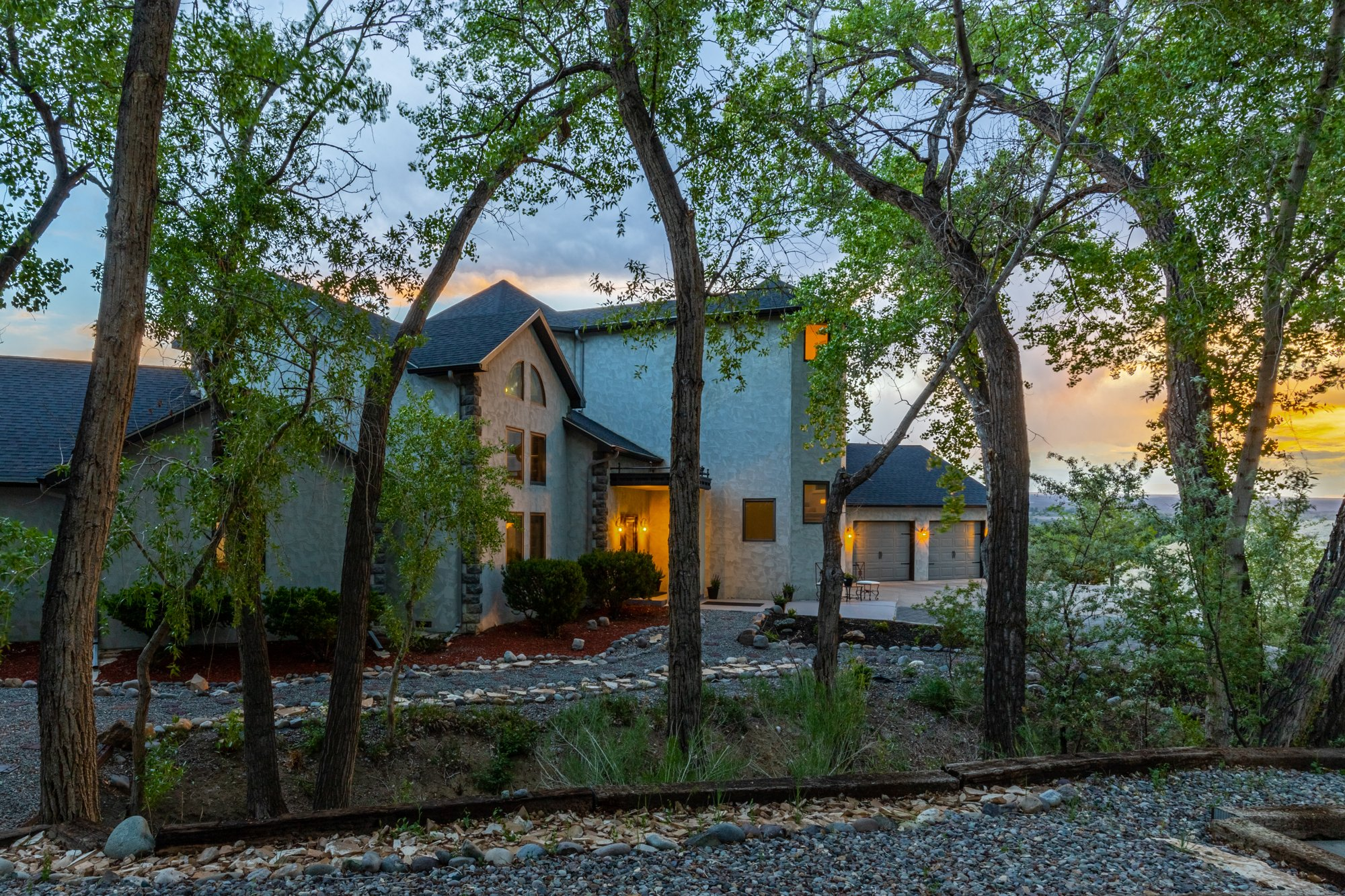 Home with Extensive Landscaping for Sale - 16955 Wildwood Dr. Montrose, CO 81403 - Atha Team Luxury Real Estate