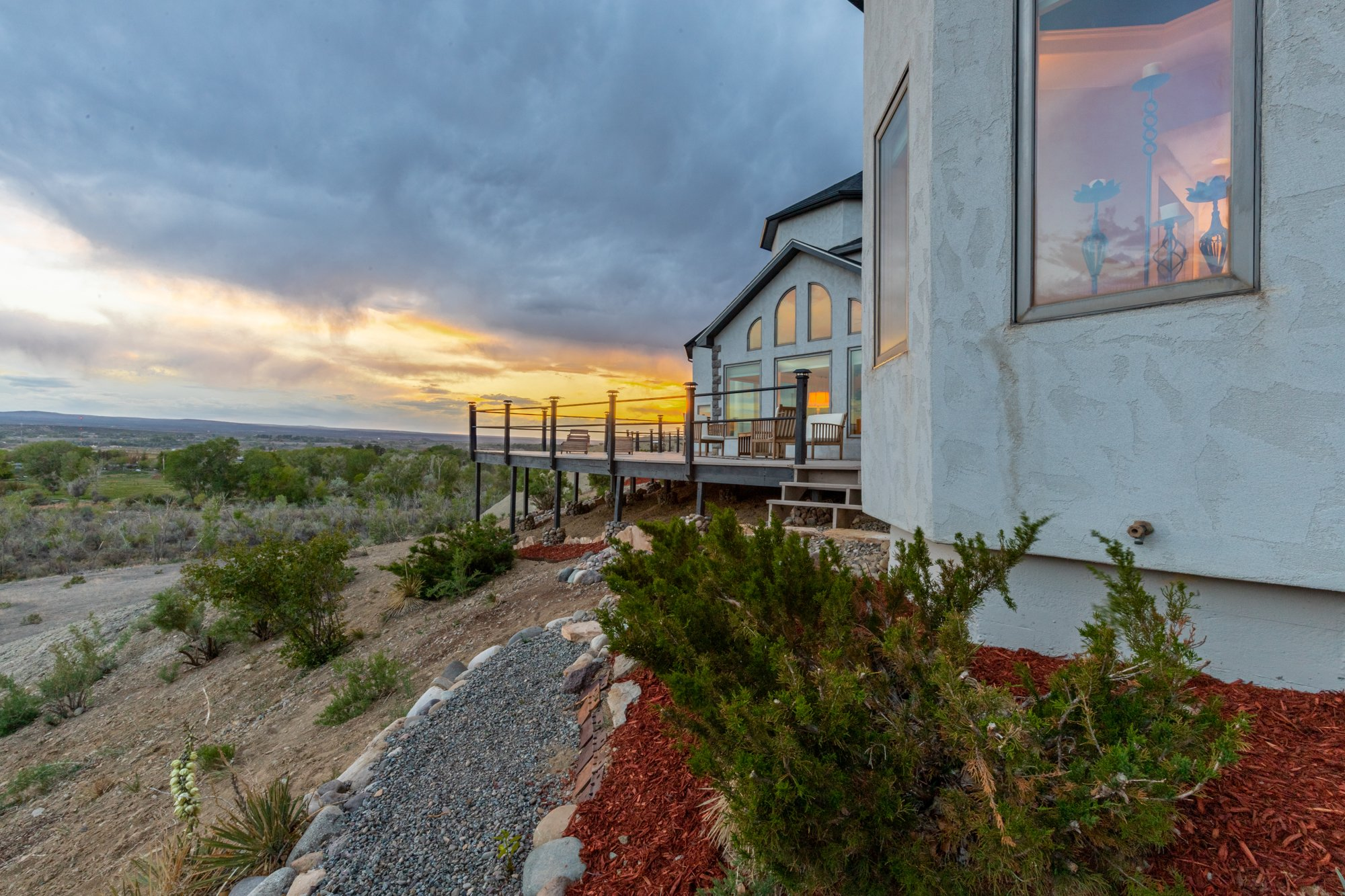 Extensive Landscaping - 16955 Wildwood Dr. Montrose, CO 81403 - Atha Team Luxury Real Estate