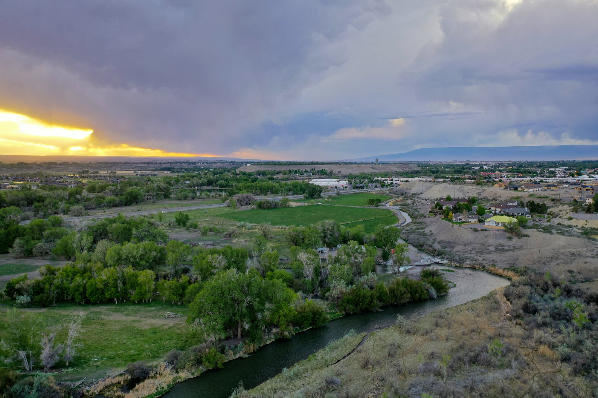 Sunset Views over the River - 16955 Wildwood Dr. Montrose, CO 81403 - Atha Team Luxury Real Estate