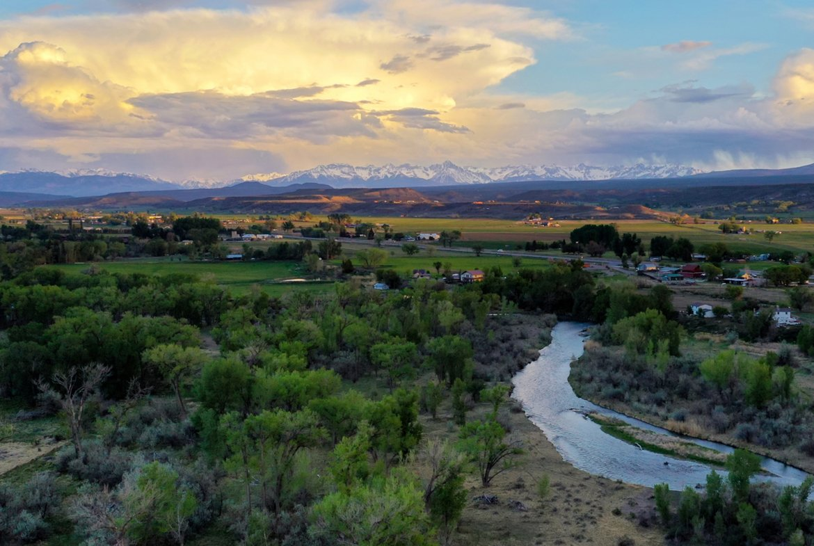 Southern Mountain and River Views - 16955 Wildwood Dr. Montrose, CO 81403 - Atha Team Luxury Real Estate