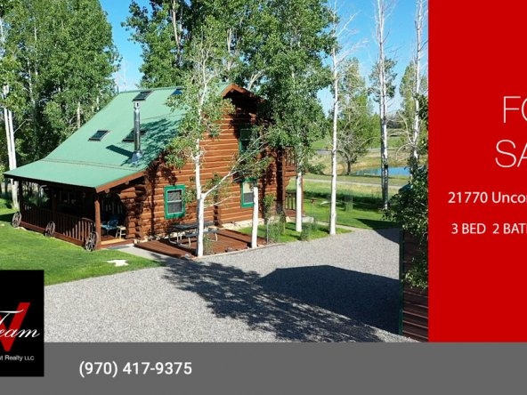 21770 Uncompahgre Rd - New Listing - Atha Team Real Estate