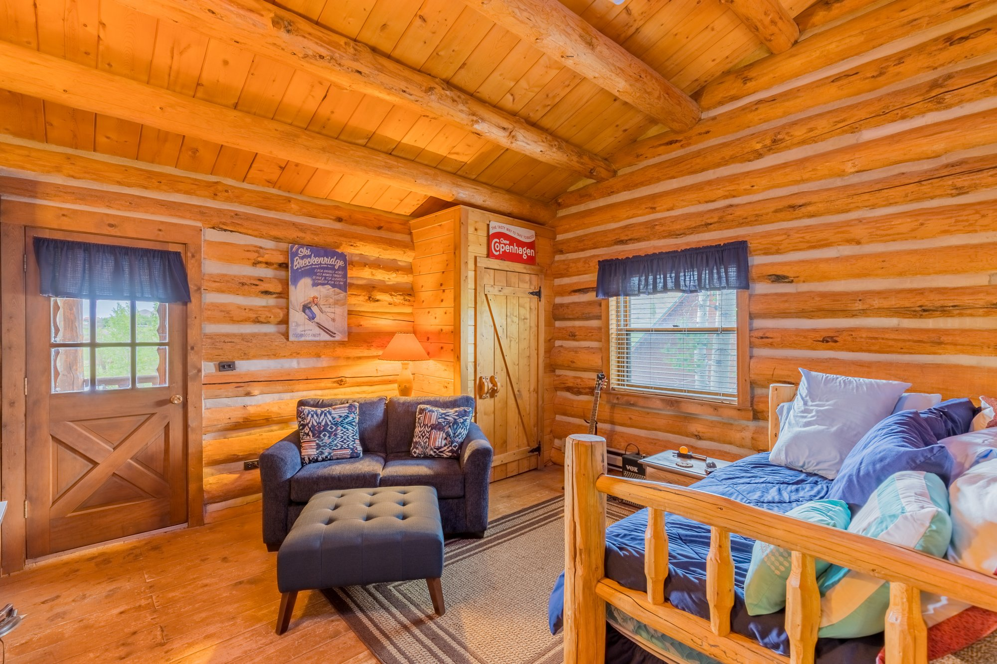 Upstairs Family Room - 21770 Uncompahgre Rd Montrose, CO 81403 - Atha Team Country Real Estate