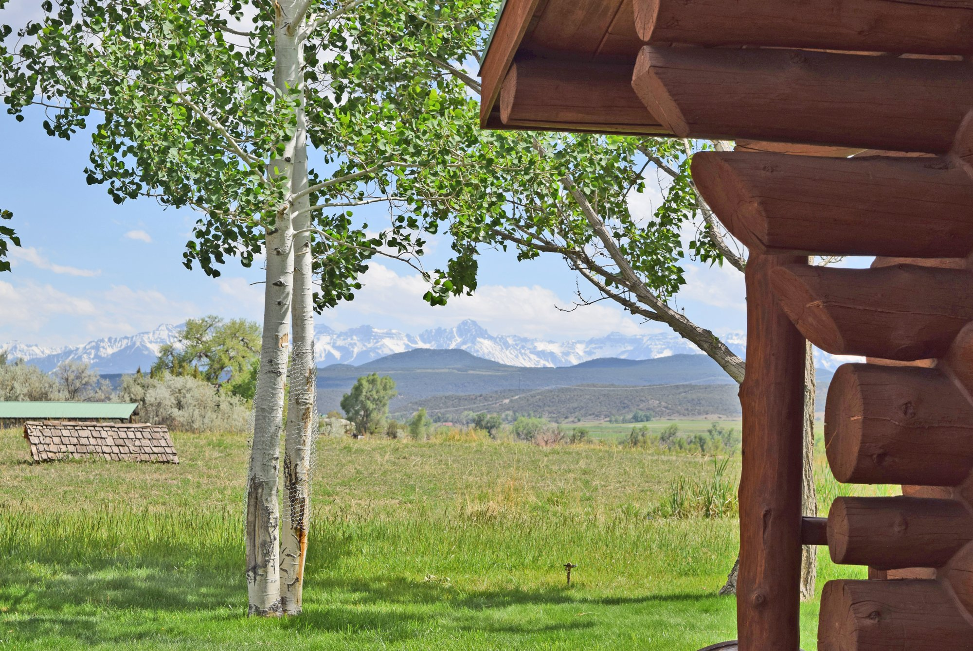 San Juan Views from the Home - 21770 Uncompahgre Rd Montrose, CO 81403 - Atha Team Country Real Estate