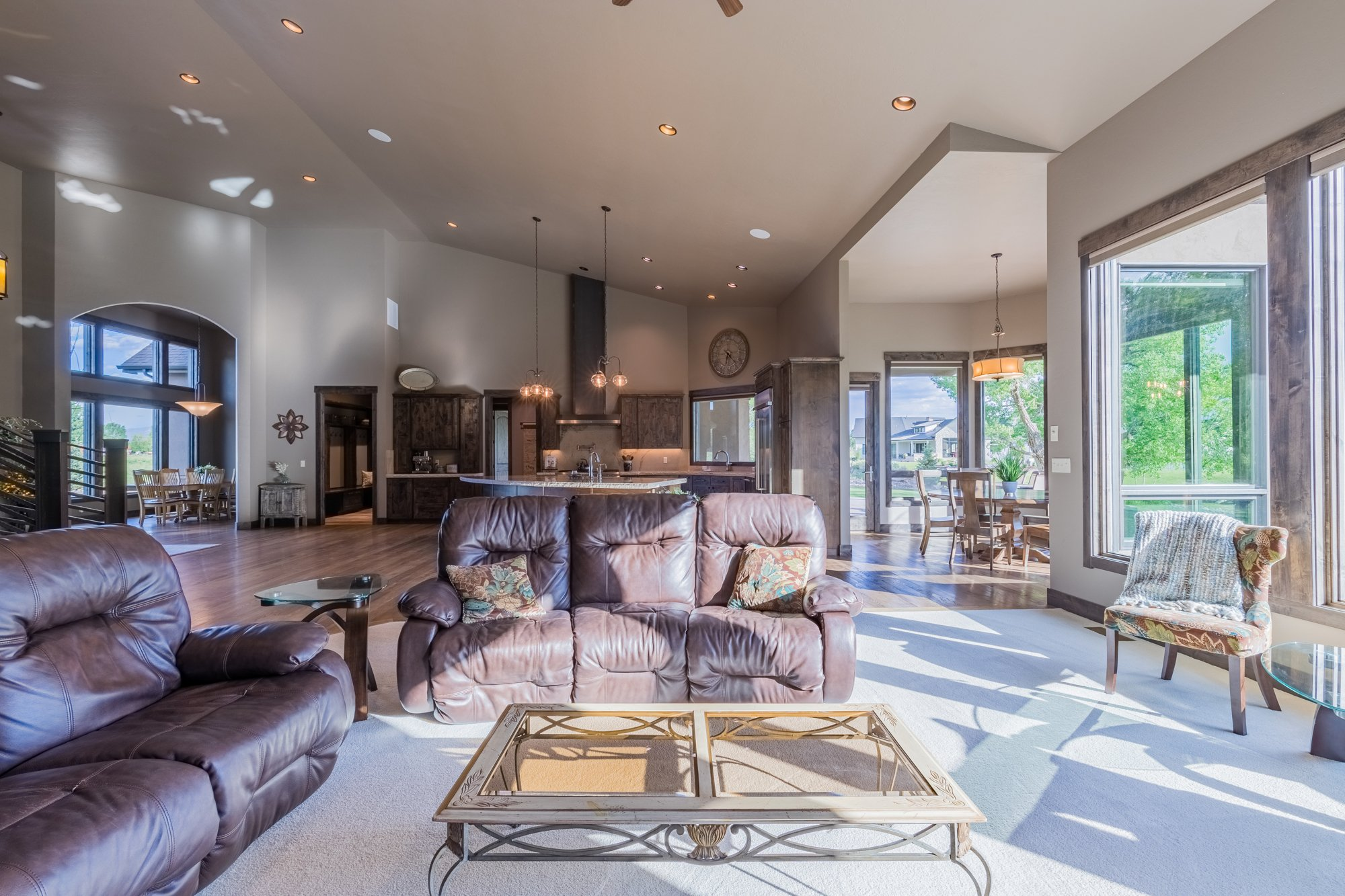 Open Concept Living - 15067 6140 Ln Montrose, CO 81403 - Atha Team Luxury Real Estate
