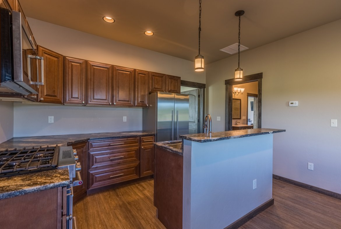 Guest Suite Kitchen - 15067 6140 Ln Montrose, CO 81403 - Atha Team Luxury Real Estate