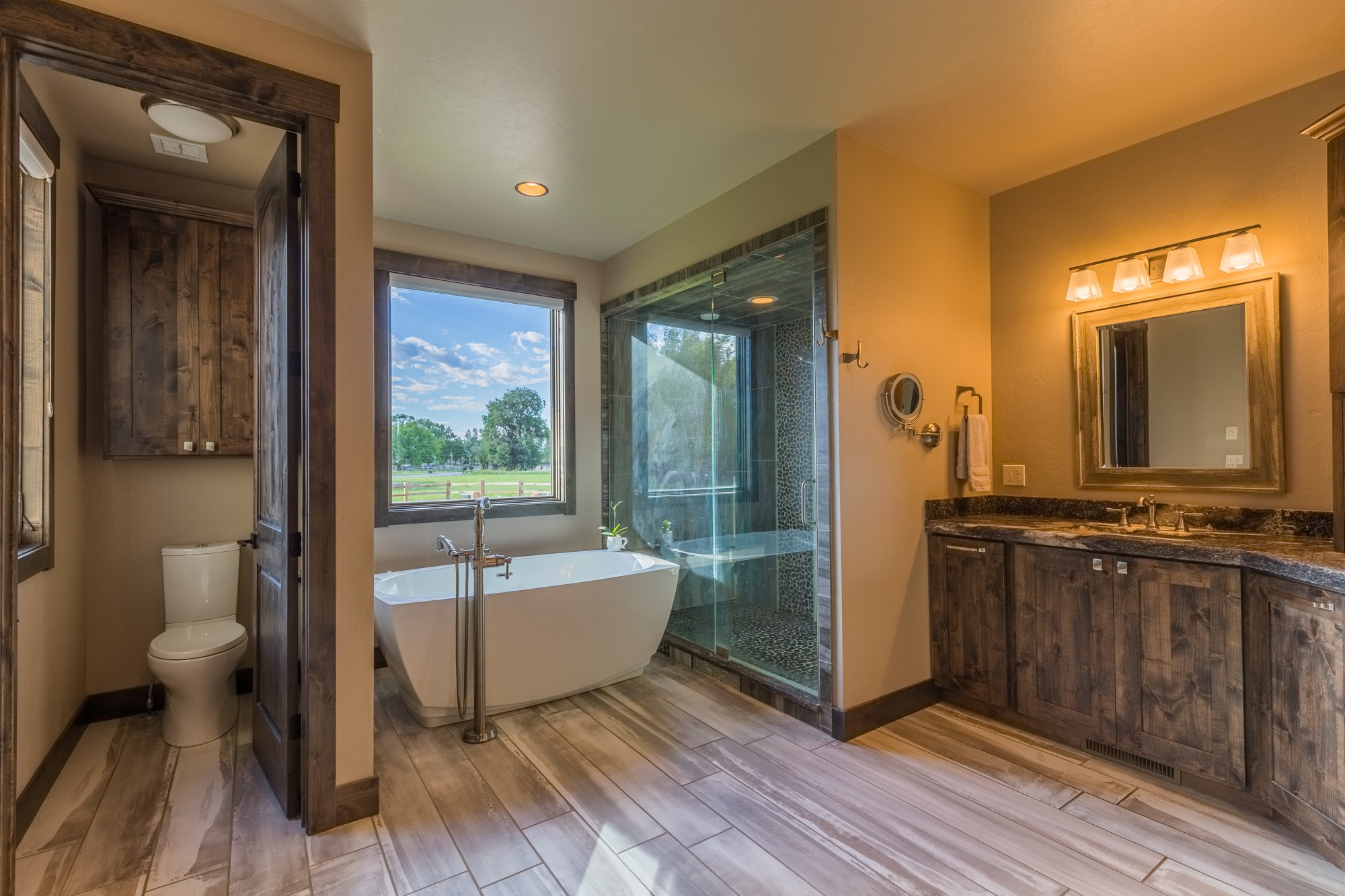 Bathroom with Jetted Tub - 15067 6140 Ln Montrose, CO 81403 - Atha Team Luxury Real Estate