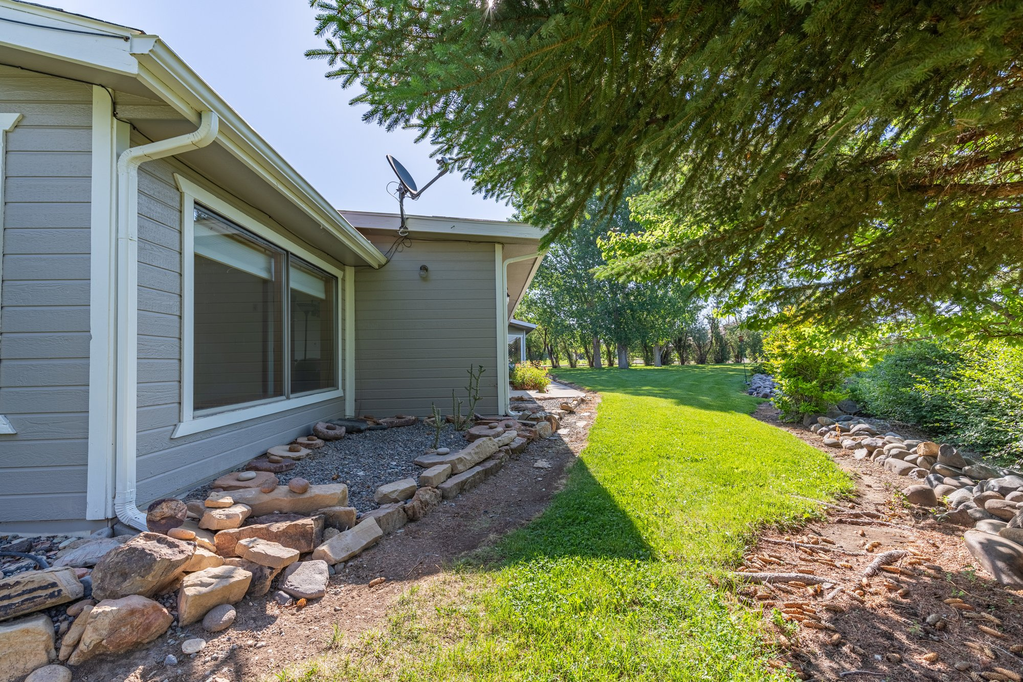 Mature Trees - 17777 6650 Rd Montrose, CO 81403 - Atha Team Country Real Estate