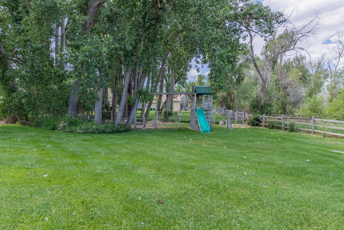 Children's Play Area - 2049 Brook Way Montrose, Co 81403 - Atha Team Luxury Real Estate