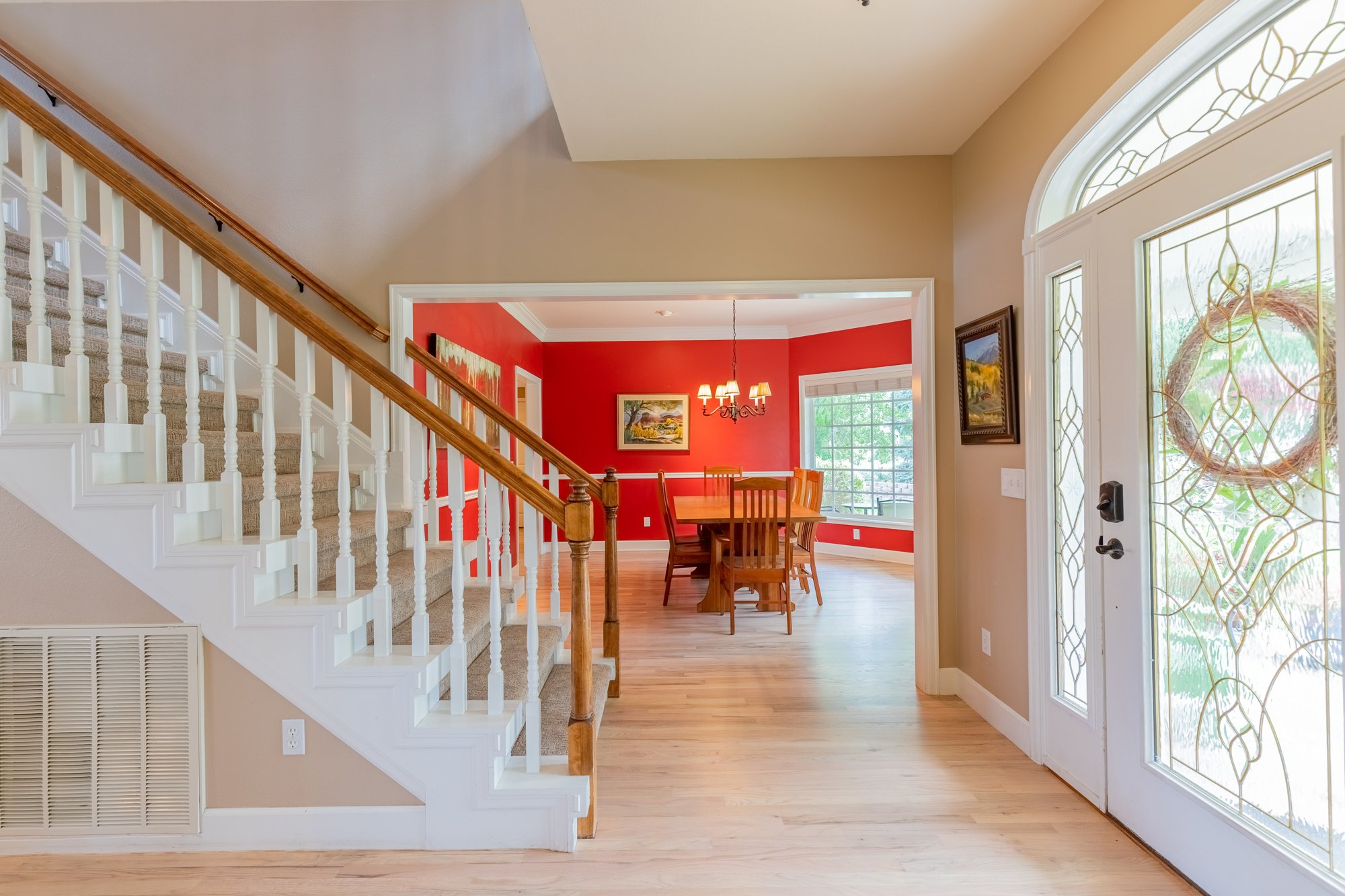 Entry Way to Dining Room - 2049 Brook Way Montrose, Co 81403 - Atha Team Luxury Real Estate