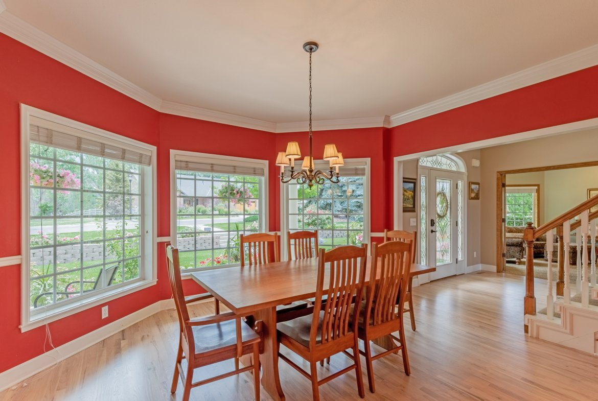 Formal Dining Room - 2049 Brook Way Montrose, Co 81403 - Atha Team Luxury Real Estate