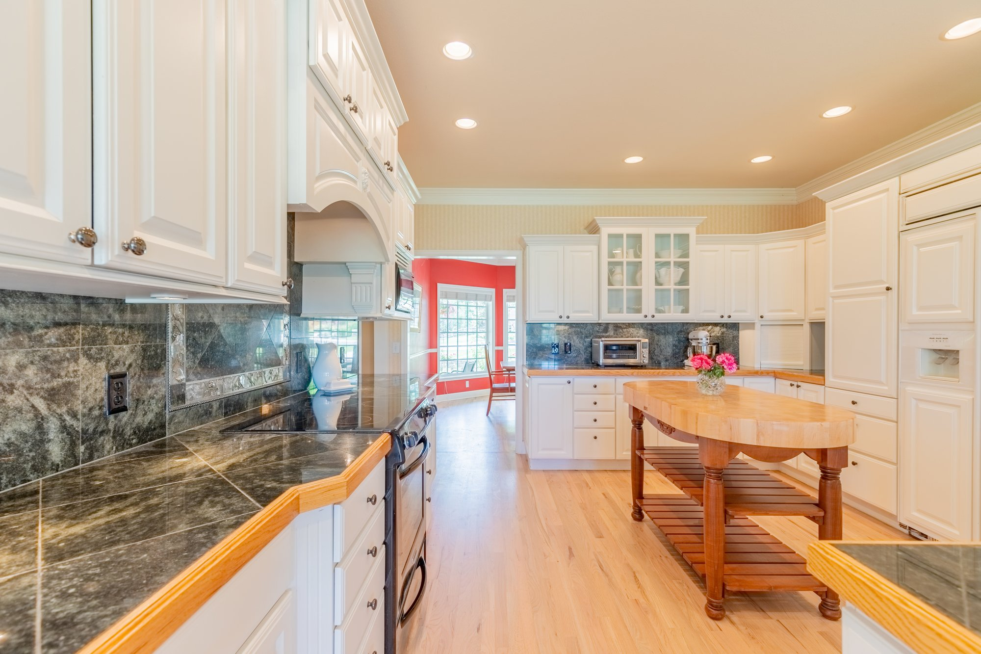 Kitchen with Recessed Lighting - 2049 Brook Way Montrose, Co 81403 - Atha Team Luxury Real Estate