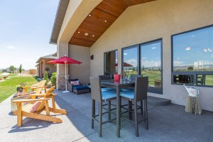 Covered Back Patio - 2927 Sleeping Bear Rd Montrose, CO 81401 - Atha Team Real Estate