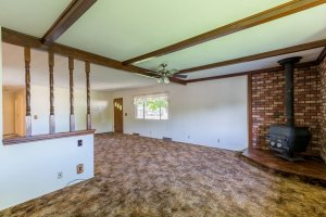 Interior Entry to Living Room - 418 6400 Rd Montrose, CO 81403 - Atha Team Realty