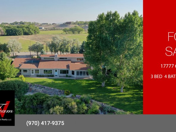 Country Home for Sale - 17777 6650 Rd Montrose, CO 81403 - Atha Team Real Estate