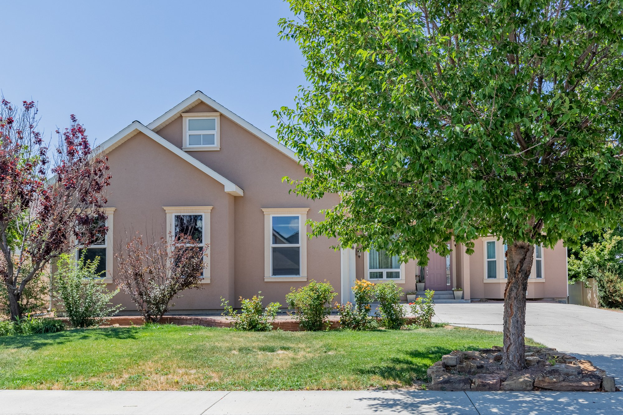 Front Landscaping - 2924 Lost Creek Rd S. Montrose, CO 81401 - Atha Team Real Estate Agents