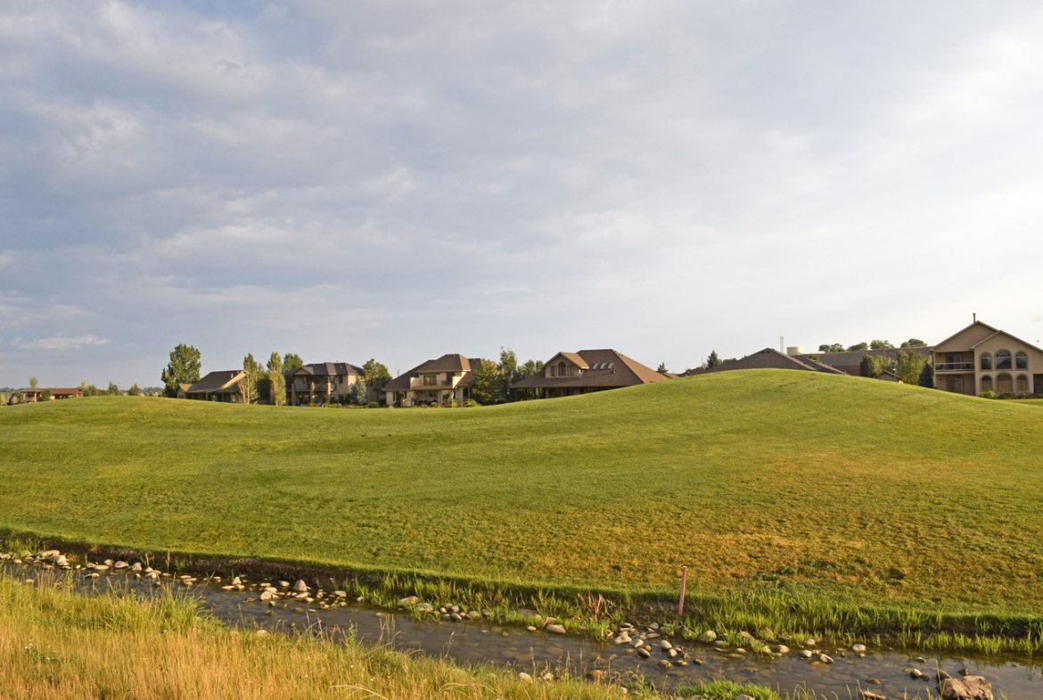 Water and Golf Course Views - 921 Courthouse Peak Ln Montrose, CO 81403 - Atha Team Lot for Sale
