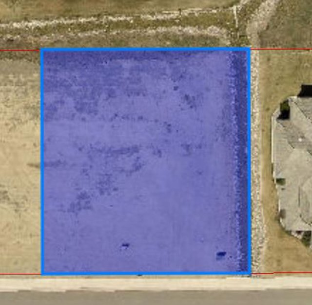 GIS Aerial view - 921 Courthouse Peak Ln Montrose, CO 81403 - Atha Team Lot for Sale