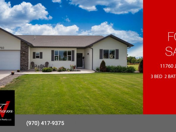 Home and Acreage for Sale with Irrigation - 11760 Joyful Way Montrose, CO 81401 - Atha Team Residential Real Estate