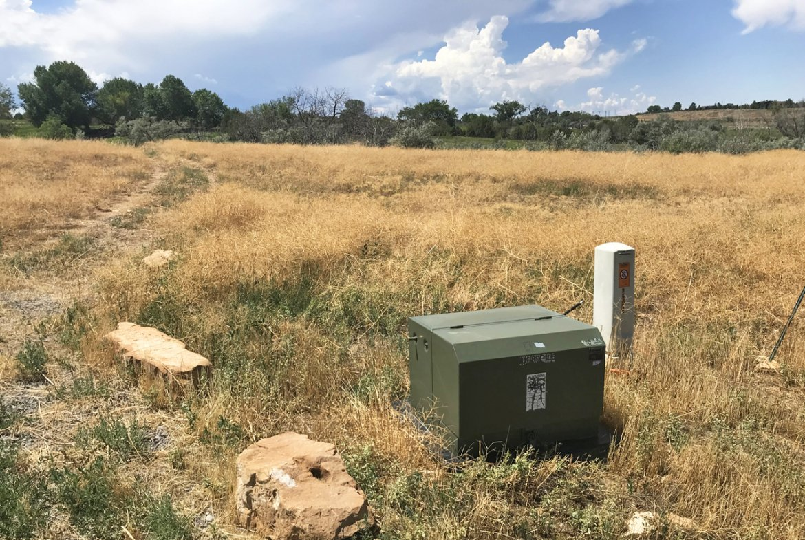 Utilities on Lot - Lot 3 5950 Rd Montrose, CO 81403 - Atha Team Land Real Estate