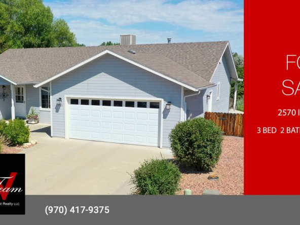 Meticulously Maintained Home - 2570 Iris Ct Montrose, CO 81401 - Atha Team Real Estate