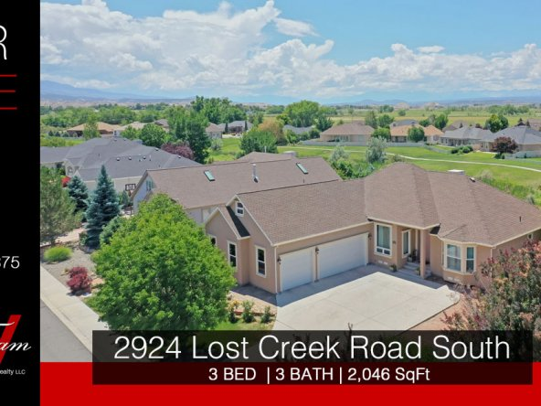 Quality Built Home on the Arroyo Preserve - 2924 Lost Creek Rd S. Montrose, CO 81401 - Atha Team Realty