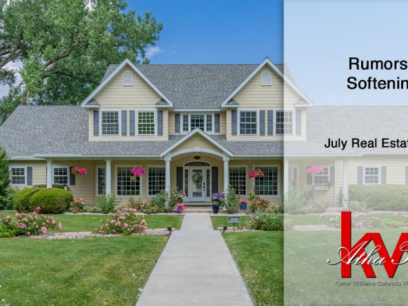 Rumors of Softening - July Real Estate Atha Team Stats