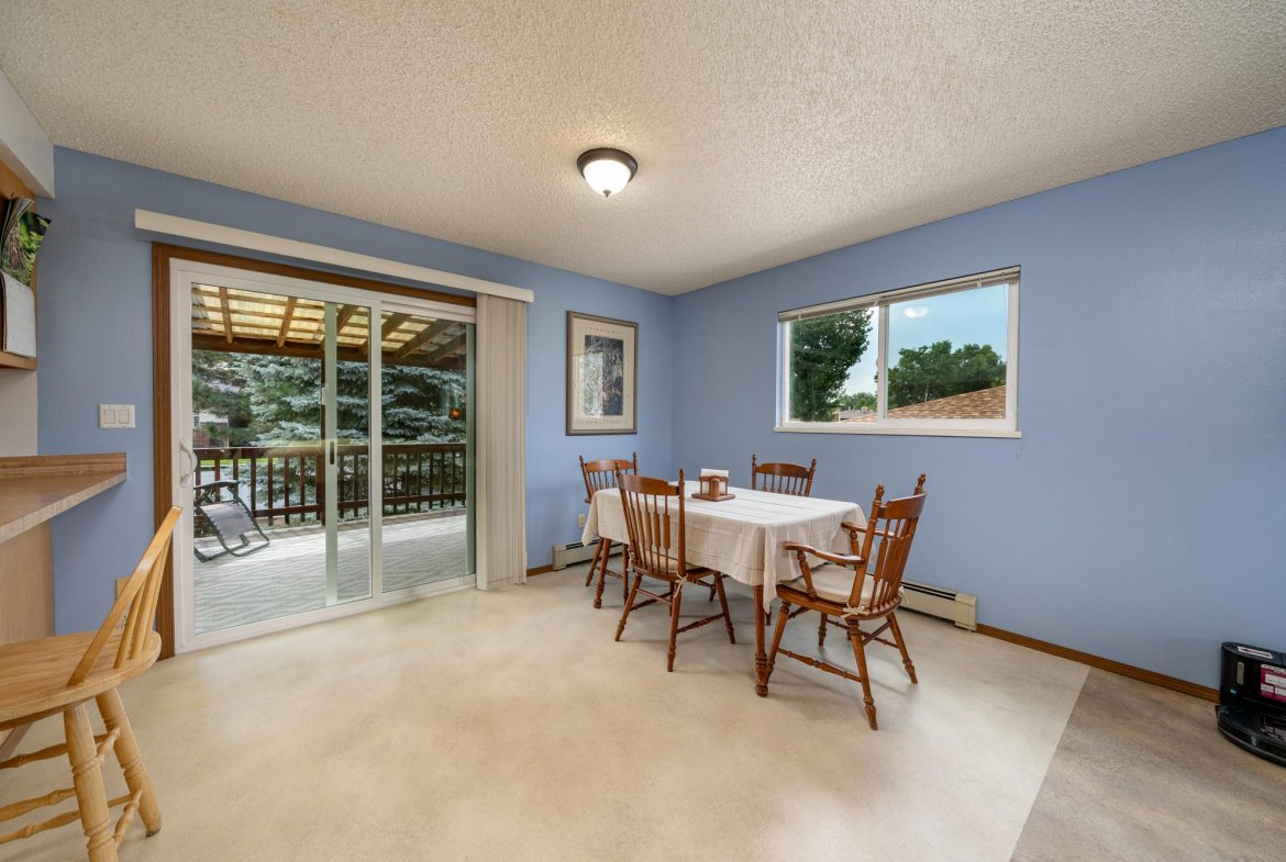 Dining Room - 1311 Manchester Dr Montrose, CO 81401 - Atha Team Realty Agents
