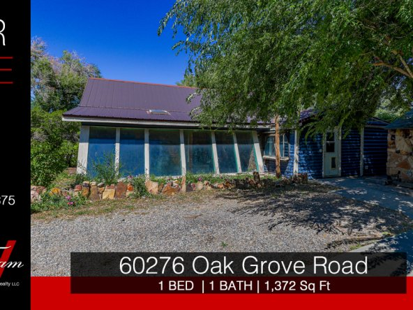 PRICE REDUCED - Country Home on One Irrigated Acre - 60276 Oak Grove Rd. Montrose, CO - Atha Team Home Realtors
