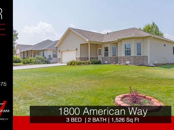 Well Maintained American Village Home for Sale - 1800 American Way Montrose, CO - Atha Team Realty