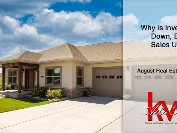Why is Inventory Down But Sales Up - August Real Estate Statistics - Atha Team Realty