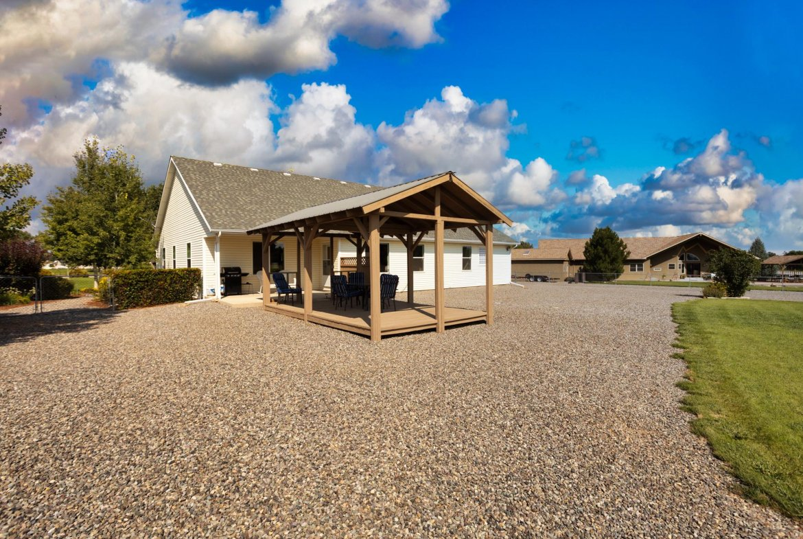 House and Gazebo - 15552 6120 Rd Montrose, CO 81403 - Atha Team Country Real Estate