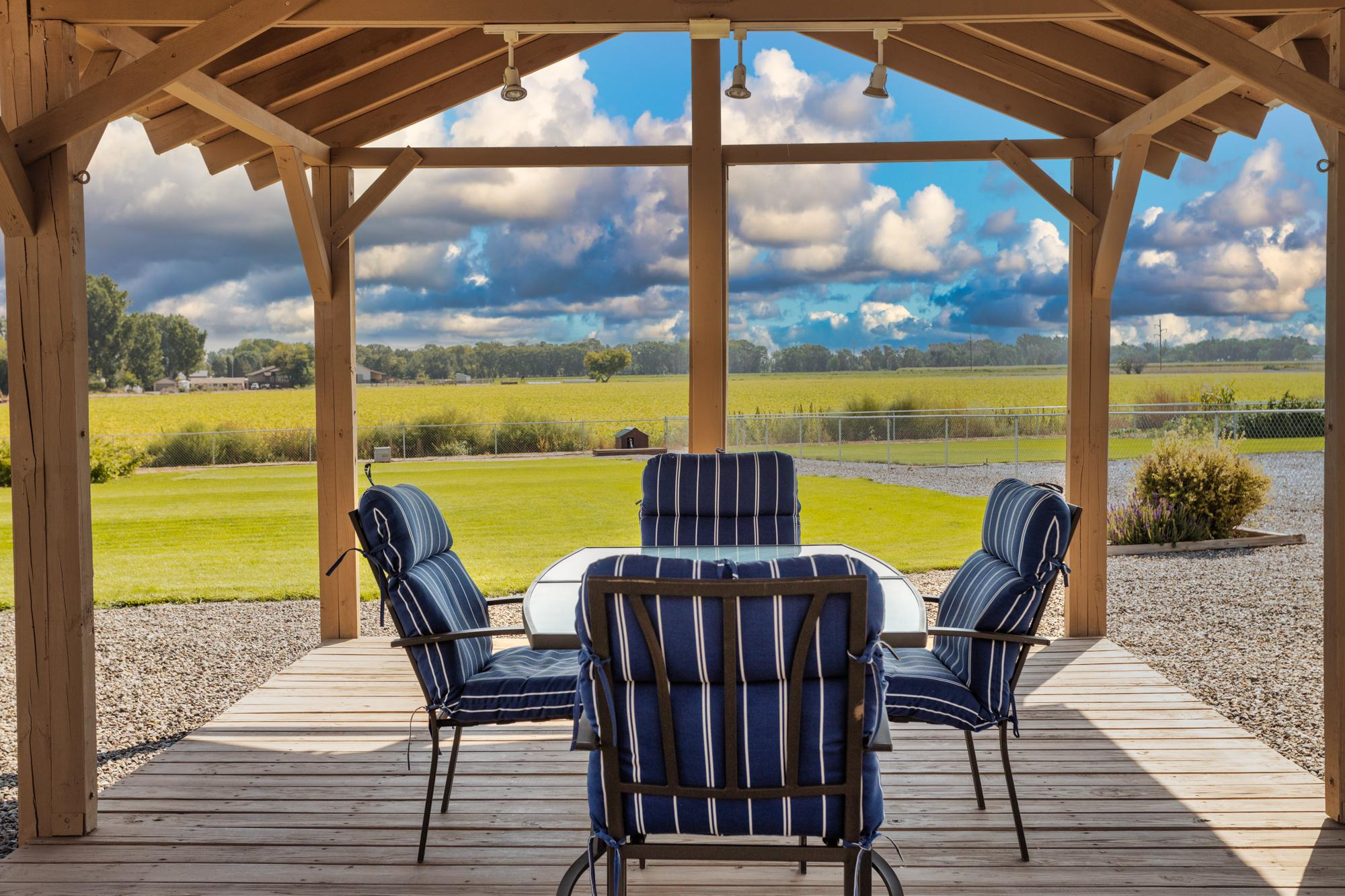 Gazebo with Views - 15552 6120 Rd Montrose, CO 81403 - Atha Team Country Real Estate