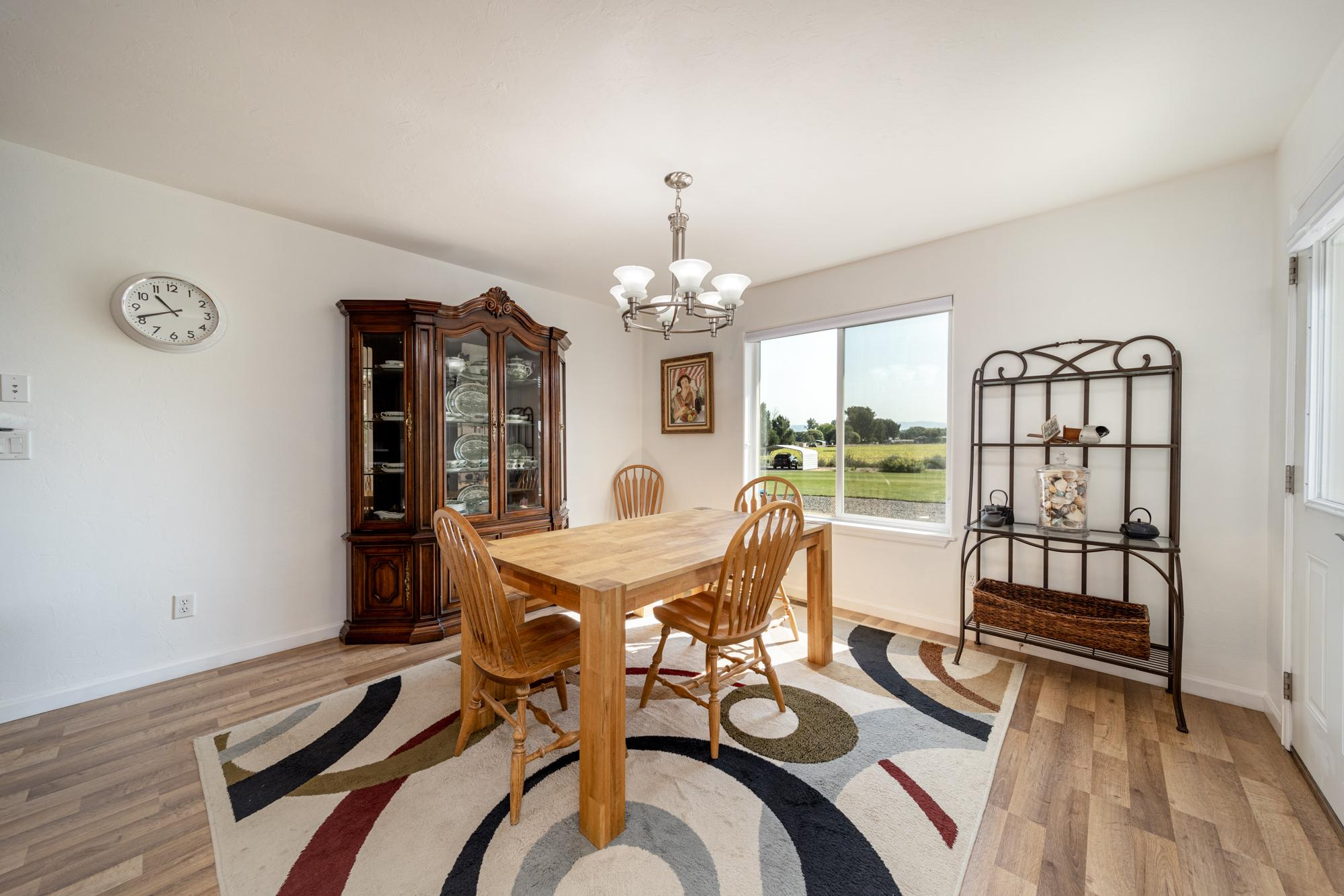 Dining Area - 15552 6120 Rd Montrose, CO 81403 - Atha Team Country Real Estate