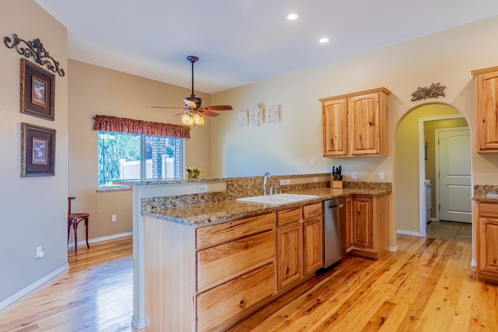 Kitchen and Breakfast Nook - 2941 Ivy Dr Montrose, CO 81401 - Atha Team Real Estate