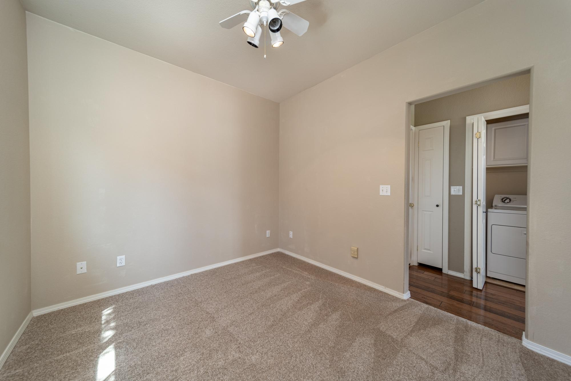 Bedroom with Carpet - 3731 Buffalo Ln Montrose, CO 81403 - Atha Team Golf Property